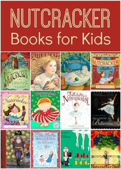 Nutcracker books to enjoy with kids. Includes traditional version and ones with unique twists. Nutcracker Christmas, Christmas Books, Christmas Themes, Christmas Fun, Nutcracker Music, Preschool Christmas Activities, Preschool Books, Book Activities, Kindergarten Christmas