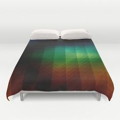 Geometric 07 Duvet Cover by VanessaGF - $99.00 #abstract #geometric #background #duvetcover #kingduvets    #vgf