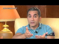 اللقاء المنتظر المثير باسم يوسف في التلفزيون التونسي