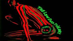 A Tribe Called Quest The Low End Theory Full Album..  One of my faves!!!
