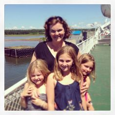 Susan M. takes her 3 girls on the PEI Ferry every summer! New Brunswick, Nova Scotia, Maine, In This Moment, Couple Photos, Couples, Girls, Summer, Couple Shots