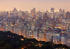 City: New York City  Country: U.S.    Known For: Central Park, Empire State Building, never-ending skyline