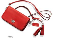 Coach Legacy Collection in Carnelian.... LOVE and WANT :]]]]