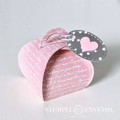 Sugar sweet - the mini version of the popular box - Up Halloween, Halloween Cards, Scrapbook Box, Scrapbooking, Stampin Up, Diy And Crafts, Paper Crafts, Embroidery Patterns Free, Homemade Beauty Products