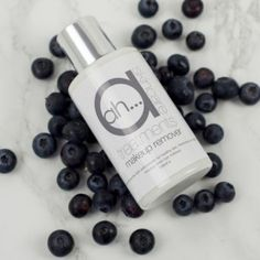Make-up Remover.  A natural gel formulations that removes all traces of make-up - even around the eyes.  Perfect for even the most sensitive of skin.