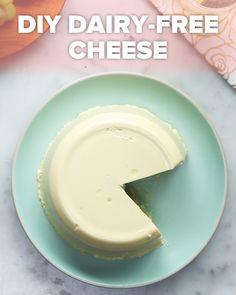"Homemade Cashew ""Cheese"" Recipe by Tasty"