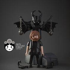 Guillermo del Toro Playmobil custom
