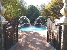 Ramsey - traditional - pool - dc metro - Lewis Aquatech