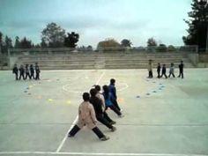 Educación Física Carreras En Circulo