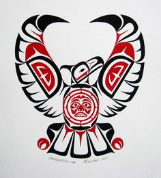 Northwest Coast Art Native Haida