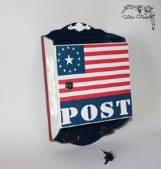 Briefkasten Letterbox Mailbox Postbox Post Postfach von UltroViolet