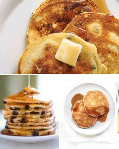 Best Buttermilk Pancakes (Martha Stewart)