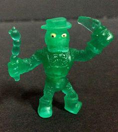 MUTANT MANIA ROUND 1 Series Wrestlers BAD BUTCHER Evil Zomboidz Moose Toys #MooseToys #MutantMania