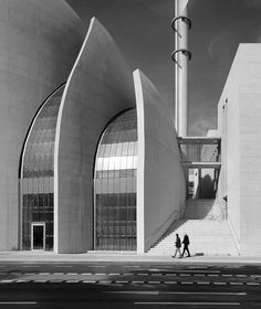 Moschee | Köln-Ehrenfeld, Germany | Architect Paul Böhm
