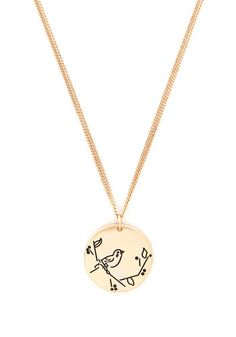 Tweet Rewards Necklace | Mod Retro Vintage Necklaces | ModCloth.com
