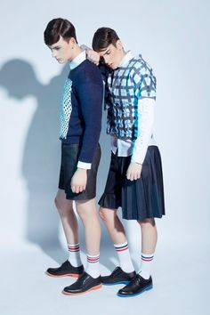 Young Demo  Angel Cerezo Luna and Claudiu Marius Capotă at Sun Esee Model Management shot by Michelle Lau, in exclusive for Fucking Young! Online.  Fashion design: DEMO, Himmy Ho Make-up: Sandy Tang and Hana S Ho Hair: Tea Choi Assistant: Lee Eric