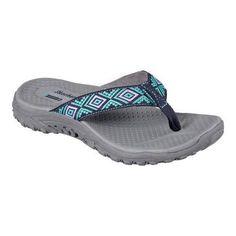 0f7a5eff2ff9 Women s Skechers Reggae Decorum Thong Sandal Shoe Wardrobe