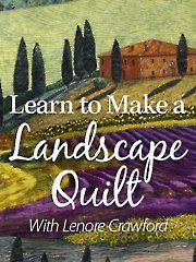 Award-winning quilter and fabric artist Lenore Crawford has created a simply amazing technique to create realistic-looking quilts from photographs. Quilting Tutorials, Quilting Projects, Quilting Designs, Quilting Tips, Machine Quilting, Art Quilting, Quilt Art, Book Quilt, Patchwork Quilting