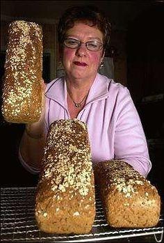 Healthy Bread Recipes, Cooking Recipes, Norwegian Food, Scandinavian Food, Danish Food, Sweet And Salty, I Love Food, Food Inspiration, Food Videos