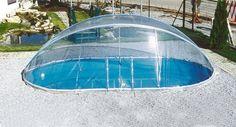 Die besten 25 schwimmbad berdachungen ideen auf pinterest for Poolplane 549