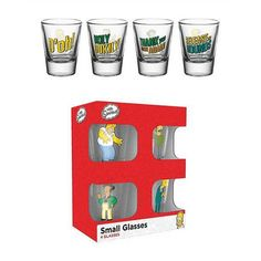 Shooters Les Simpsons