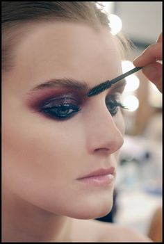 chanel eyes #makeup
