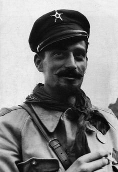 "Pier Bellini delle Stelle, battle nickname ""Pedro"", commander of the 52ª Brigata Garibaldi was the man who captured Benito Mussolini, his mistress Claretta Petacci and other high rank fascists in Dongo (Lombardia), while they were trying to  escape in Switzerland."