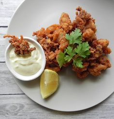 Squid and Garlic Aioli South African Wine, Garlic Aioli, Wine Pairings, Wine Recipes, Wines, Risotto, Yummy Food, Ethnic Recipes, Delicious Food