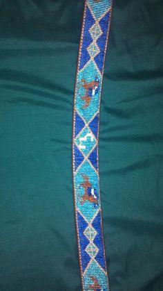 Custom Racehorse belt