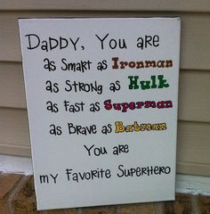 great thing for the kids to do for dad Check more at http://hrenoten.com