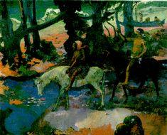 Paul Gauguin Index of works 1900- 1903 | Images, titles, dimensions, signature details, values | Authentication services. Freemanart Consultancy