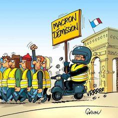 Image result for sans culotte gilet jaune rigolo