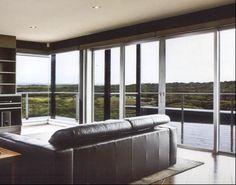ventanas simples modernas sliding glass patio