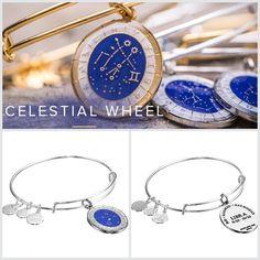 "⭐️Alex And Ani Celestial Wheel Bracelet⭐️ ✨Alex And Ani Celestial Wheel Silver LIBRA Bracelet✨Never Worn✨Gorgeous, Cool Bracelet✨Expandable from 2"" to 3.5"" in diameter✨ Alex & Ani Jewelry Bracelets"