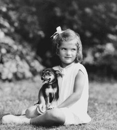 JBK at age four, 1934
