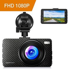 "APEMAN Dash Cam 1080P FHD 3.0"" Screen DVR Car Dashboard Camera Recorder with Night Vision, G-sensor, WDR, Loop Recording, Motion Detection, and Parking Monitor #APEMAN #Dash #Screen #Dashboard #Camera #Recorder #with #Night #Vision, #sensor, #WDR, #Loop #Recording, #Motion #Detection, #Parking #Monitor"