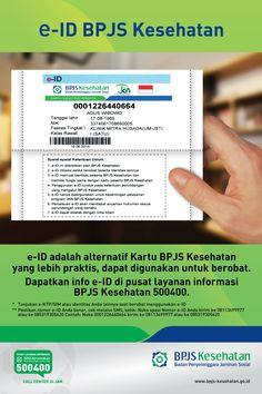 Poster e-ID BPJS Kesehatan