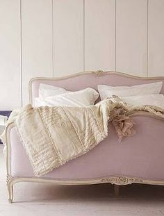 beautiful lavendar bed