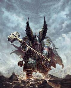 16 Best Dwarf Paladin images in 2016 | Medieval fantasy