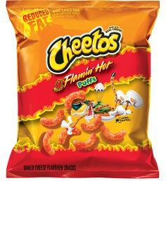 Bag Of Cheetos, Cheetos Crunchy, Cheetos Flavors, Sour Cream Potatoes, Creamed Potatoes, Spicy Doritos, Donut Shop Coffee, Cake Roll Recipes, Potato Snacks