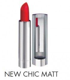 Pupa New Chic Matt Matowa Pomadka do ust