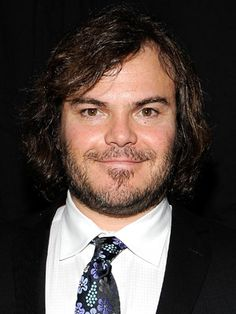 Jack Black- in his own special way- I definitely think he is a code blue- a very special funny way