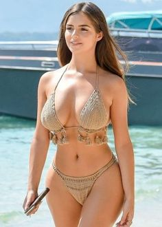 my love of women — Demi Rose Mawby Demi Rose Mawby, Grey Bikini, Bikini Girls, Bikini Babes, South Actress, Bikinis, Swimwear, Beautiful Curves, Summer Girls