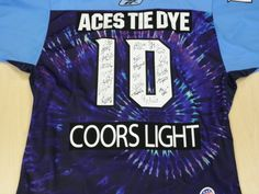 Tie Dye night 2010 (back)