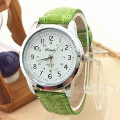 Godziny Reloj Mujer Hot Sprzedaż 2017 Elegancki Sport Analogowe PU skórzany Pasek Quartz Wrist Watch Mens top luksusowa marka mężczyzna watchs