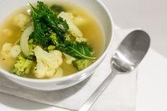 10 minute green curry veggie soup - Food - Wellbeing - Lifestyle - Kira Kosonen