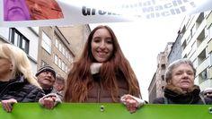 (Marie-Thérèse Kaiser) Eine junge Hamburgerin machte sich am Samstag auf den Weg nach Berlin, um am Marsch der Frauen aufs Kanzleramt teilzunehmen. Lesen Sie hier, was sie erlebte und authentisch z…