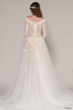 Eugenia Couture Fall 2016 Wedding Dresses | Wedding Inspirasi