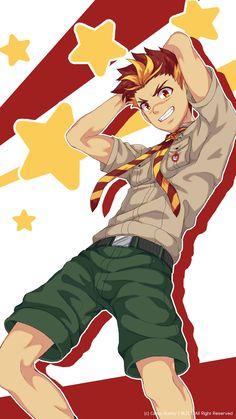 Anime Chibi, Kawaii Anime, Camp Buddy, Camping Games, Nerd, Guys, Wallpaper, Fictional Characters, Naruto