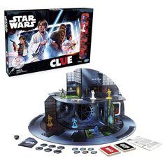 Star Wars Clue Game